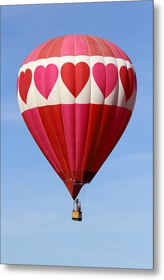 Love Is In The Air Metal Print by Mike McGlothlen