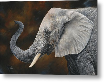Lucky Metal Print by Lucie Bilodeau