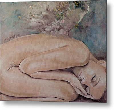 Lullaby Metal Print by Dorina  Costras