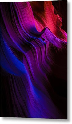 Luminary Peace Metal Print by Chad Dutson