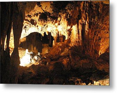 Luray Caverns - 1212162 Metal Print by DC Photographer