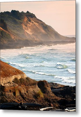 Magnificent Coast  Metal Print by Marty Koch