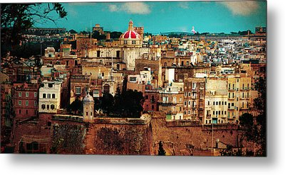 Malta Metal Print by Christo Christov
