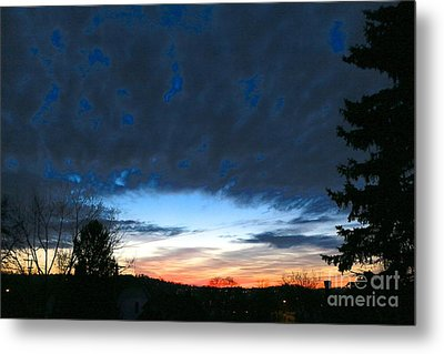 March 19th Metal Print by Jay Nodianos