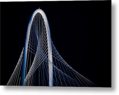 Margaret Hunt Hill Bridge Metal Print by Darryl Dalton