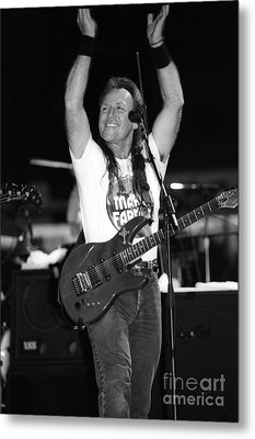 Mark Farner Metal Print by Concert Photos