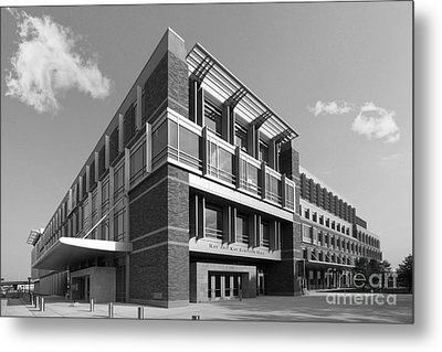 Marquette University Eckstein Hall  Metal Print by University Icons