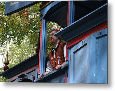 Maryland Renaissance Festival - Mike Rose - 12124 Metal Print by DC Photographer