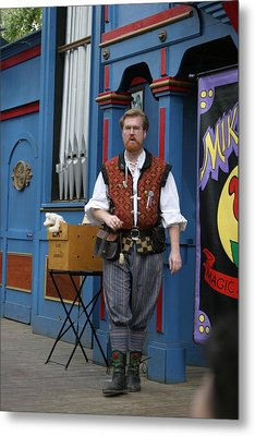 Maryland Renaissance Festival - Mike Rose - 12126 Metal Print by DC Photographer