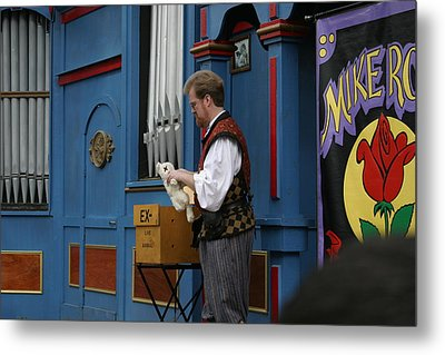 Maryland Renaissance Festival - Mike Rose - 12127 Metal Print by DC Photographer