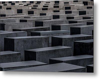 Mausoleum Metal Print by Patrizio Cipollini