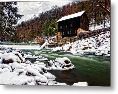 Mcconnell's Mill Metal Print by Marcia Colelli