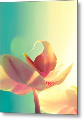 Melody Metal Print by Amy Tyler