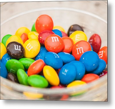 Melt In Your Mouth Metal Print by Andy Crawford