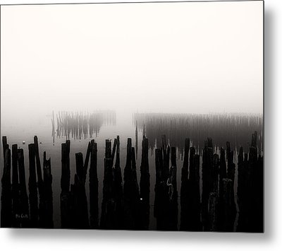 Memories And Fog Metal Print by Bob Orsillo