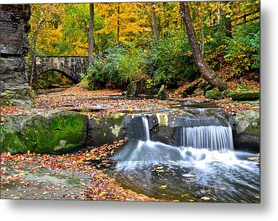 Mesmerizing Metal Print by Frozen in Time Fine Art Photography