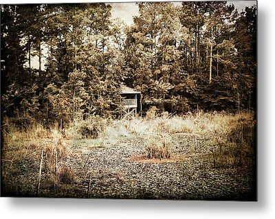 Middle Of Nowhere Metal Print by Ester  Rogers