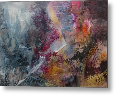 Mindscape Metal Print by Marilyn Woods