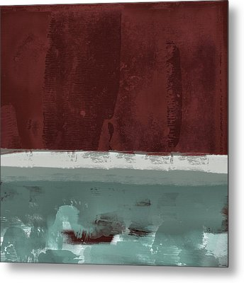 Minima - Brg01dd Metal Print by Variance Collections
