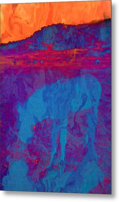 Mirage Metal Print by Jan Amiss Photography