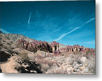 Mirage Metal Print by Laurie Search