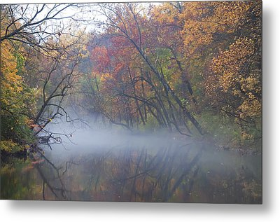 Mists Of Time Metal Print by Bill Cannon