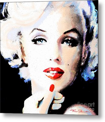 Mm 132 P  Metal Print by Theo Danella