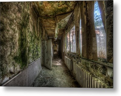 Mold Care Metal Print by Nathan Wright