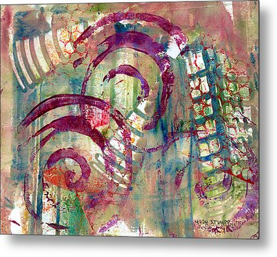 Moments Metal Print by Moon Stumpp