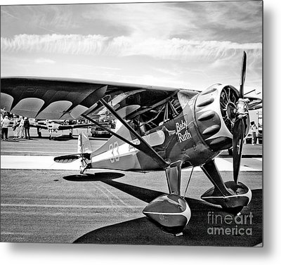 Mono-coupe 110 Special Metal Print by Arne Hansen