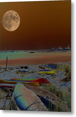 Moon Dreams Metal Print by Robert McCubbin