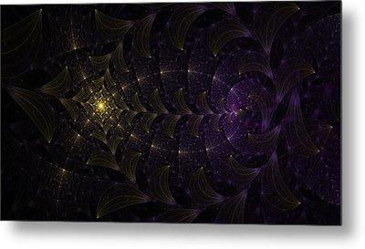 Moon Lit Path Metal Print by Jhoy E Meade