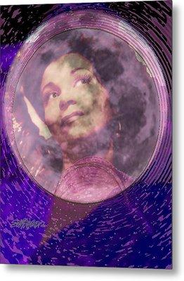 Moonlight Feels Right Metal Print by Seth Weaver