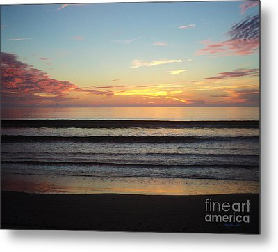 Morningtide Metal Print by Megan Dirsa-DuBois