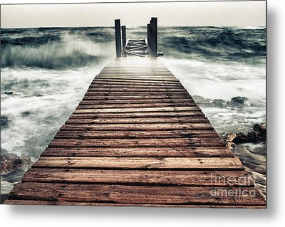 Mother Nature Metal Print by Stelios Kleanthous