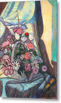 Mothers Day Gift Metal Print by Kendall Kessler