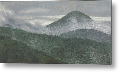 Mount Judea Metal Print by Garry McMichael