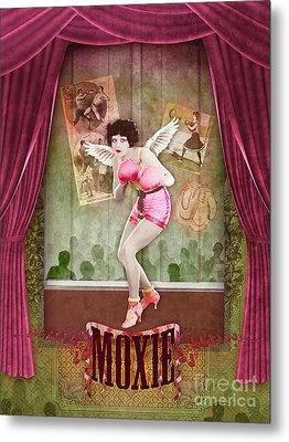 Moxie Metal Print by Aimee Stewart