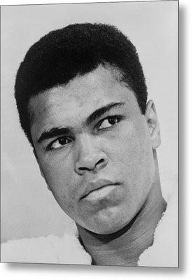 Muhammad Ali Metal Print by Ira Rosenberg