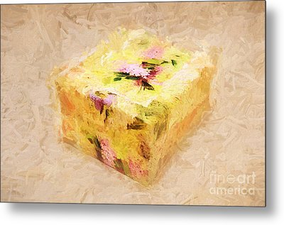 My Box Of Secrets Metal Print by Andee Design