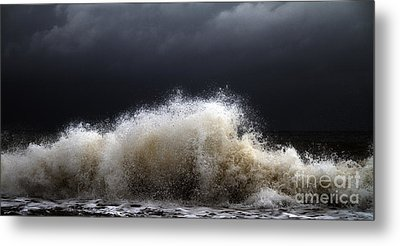 My Brighter Side Of Darkness Metal Print by Stelios Kleanthous