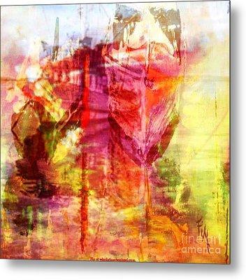 My Heart Belongs To You Ocean Metal Print by PainterArtist FIN