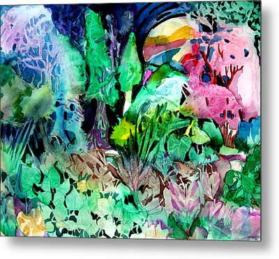 My Hearts Delight Metal Print by Mindy Newman