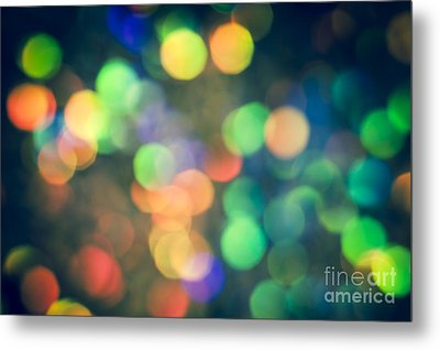 Myriad Metal Print by Jan Bickerton