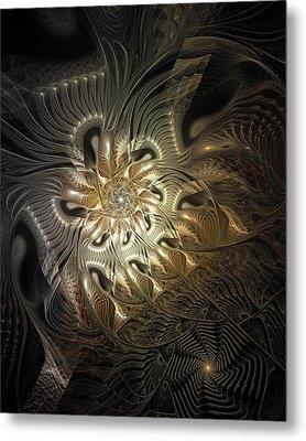 Mystical Metamorphosis Metal Print by Amanda Moore