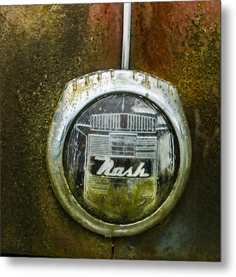 Nash Metal Print by Jean Noren