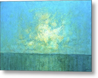 New Day Metal Print by Pam Talley