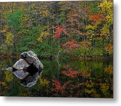New England Photography Metal Print by Juergen Roth