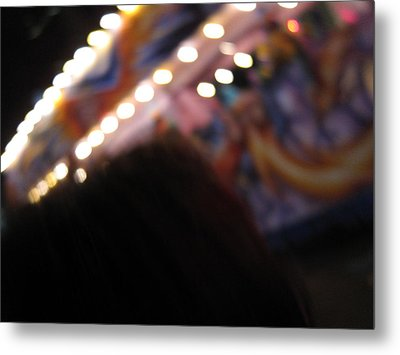 New Orleans - Mardi Gras Parades - 121252 Metal Print by DC Photographer