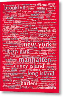 New York 20130709p120 Metal Print by Wingsdomain Art and Photography